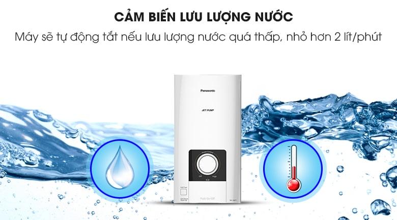 Máy nước nóng Panasonic DH-4NP1VW