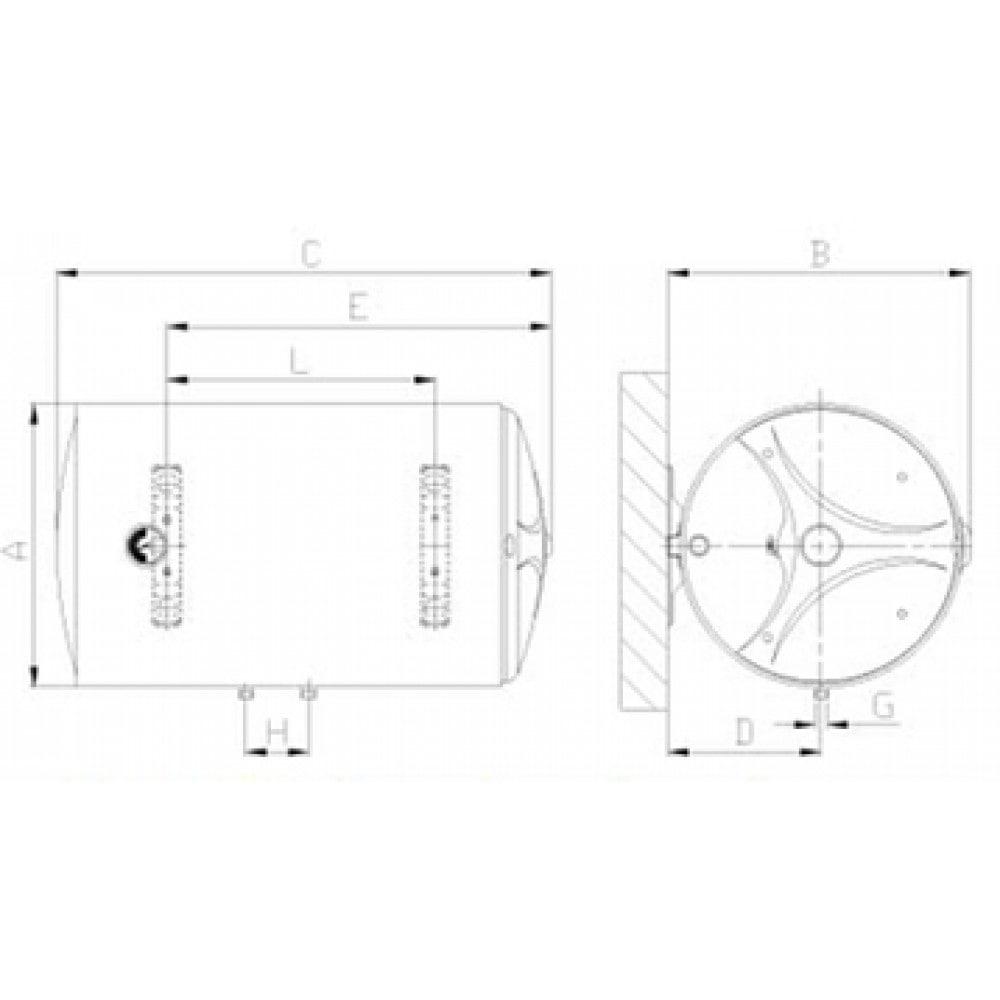 Máy nước nóng Ferroli QQ AE 30 lít