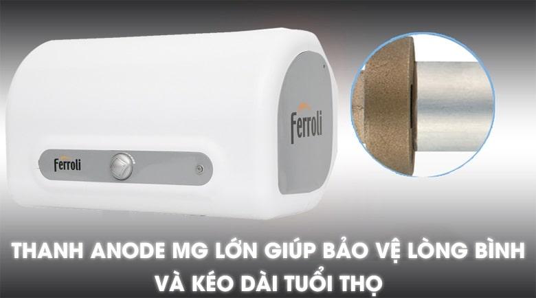Máy nước nóng Ferroli QQ ME 20 L